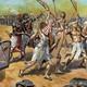 Aparición y desaparición de antiguos ejércitos (David Sentinella)