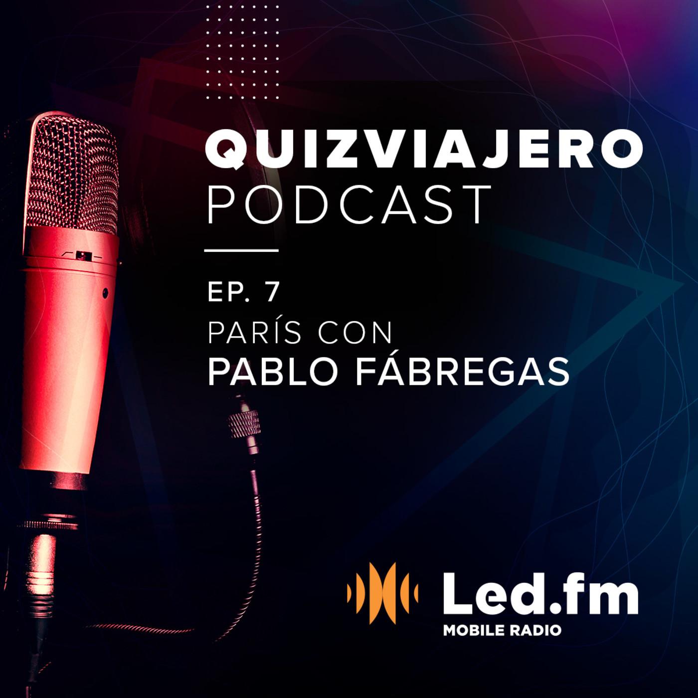Quiz Viajero Podcast - Episodio 07: París