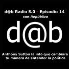 d@b radio 5.0 - Episodio 14 - Anthony Sutton la info que cambiara tu manera de entender la política