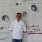 Entrevista al chef Alberto Ferruz en Radio Litoral Cadena Ser
