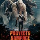 2x30 Habladecine.com: Estrenos 13 abril ('Proyecto Rampage' + 'Alma Mater' + Resto) + Review 'El Milagro de P. Tinto'
