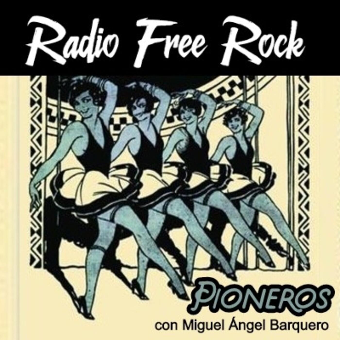 Radio Free Rock: Los Pioneros