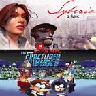 Guardado Rápido (2x10) PGW, Terror: Cine vs Videojuegos, Syberia, Retaguardia en peligro (Sorteo South Park)