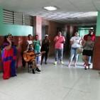 Festejan dÍa de los niÑos pacientes de la sala de pediatrÍa del hospital de sagua.