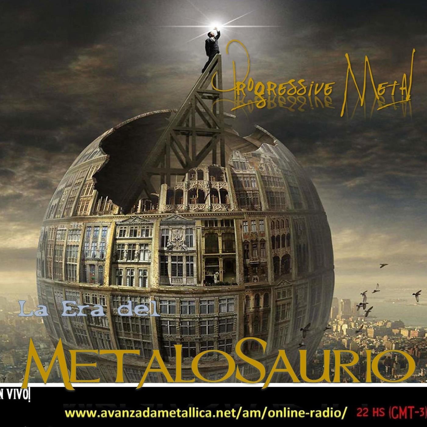 La Era del MetaloSaurio (Edicion 180) - Metal Progresivo Vol 5