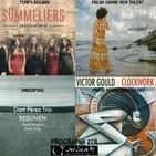 Programa 278: Sommeliers; Defne Sahin; Dani Pérez Trio i Victor Gould, dimecres 22 de març de 2017