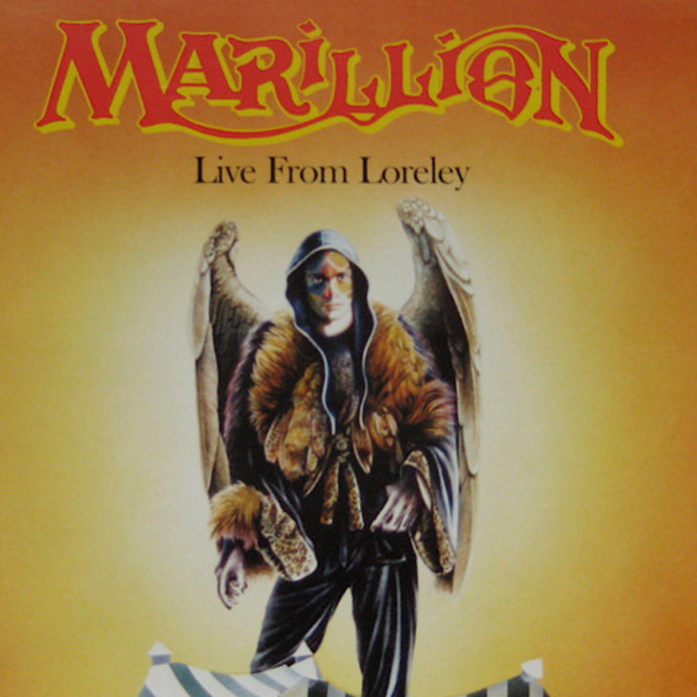 319 - Marillion ‎– Live From Loreley (1987)