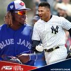Move Sports 00158   Gleyber Torres en lista selecta de los Yankees junto a DiMaggio, Vlad Jr. regresó a la acción y mas