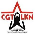 Programa de radio sobre represión