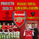 ARSENAL 20/21 PROYECTO | Fichajes, ventas, alineación y esquema para luchar por Champions | Premiere League Temporad...
