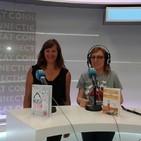Katy Bowman en el programa Pla Vital de La Xarxa Ràdio