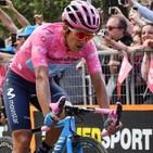 Giro de Italia: Carapaz, el líder