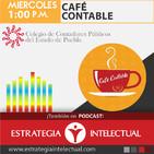 Café Contable (Comentarios al acuerdo nacional de infraestructura del sector privado Pt 2)
