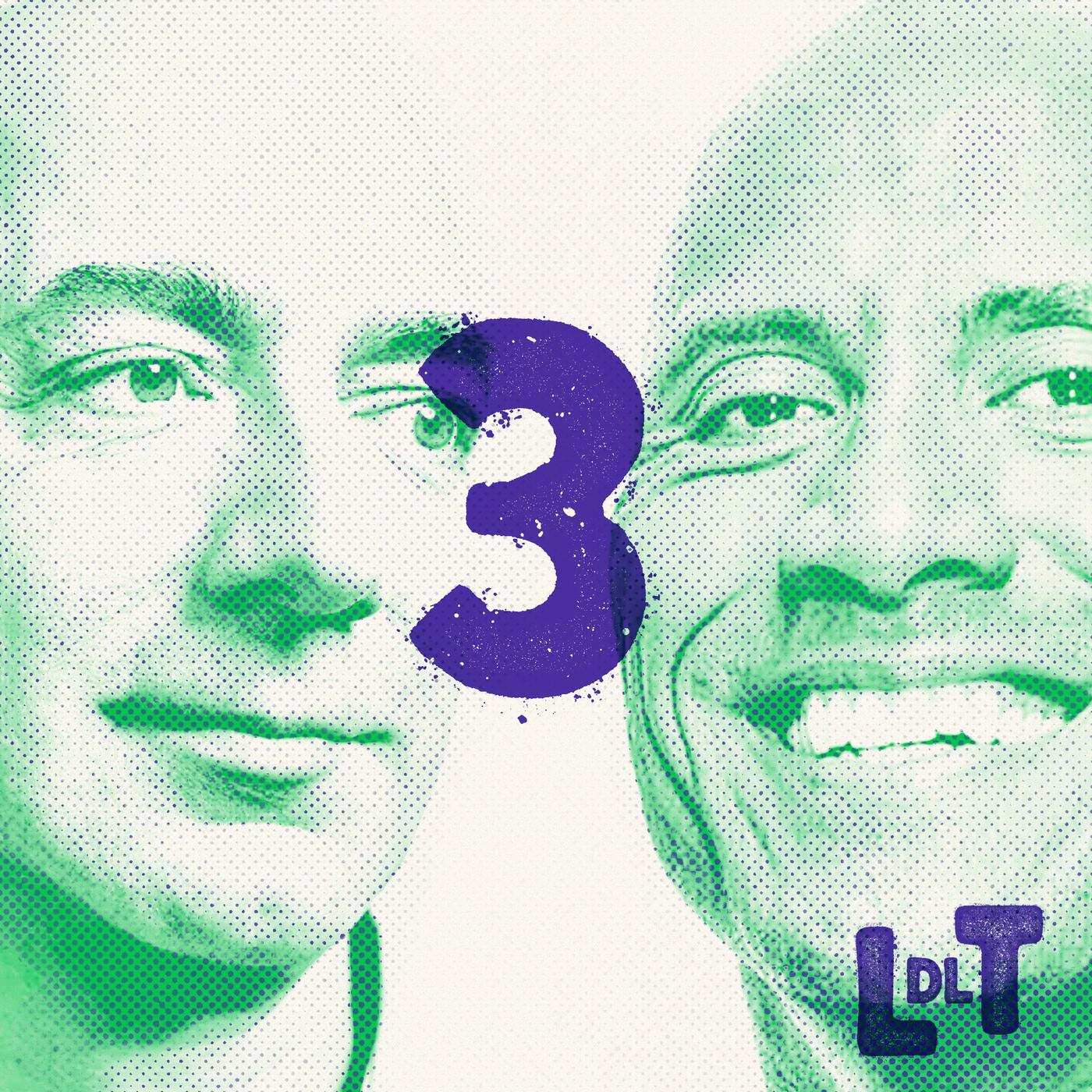 LDLT 03 - Jeff Bezos es el The Rock de Silicon Valley