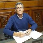 Entrevista alcalde Ángel Díaz-Munío - Reunión Consejería Obras Públicas 25.10.17
