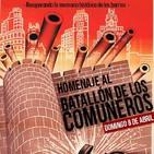 @SakoniaResiste homenajea al batallón de los comuneros