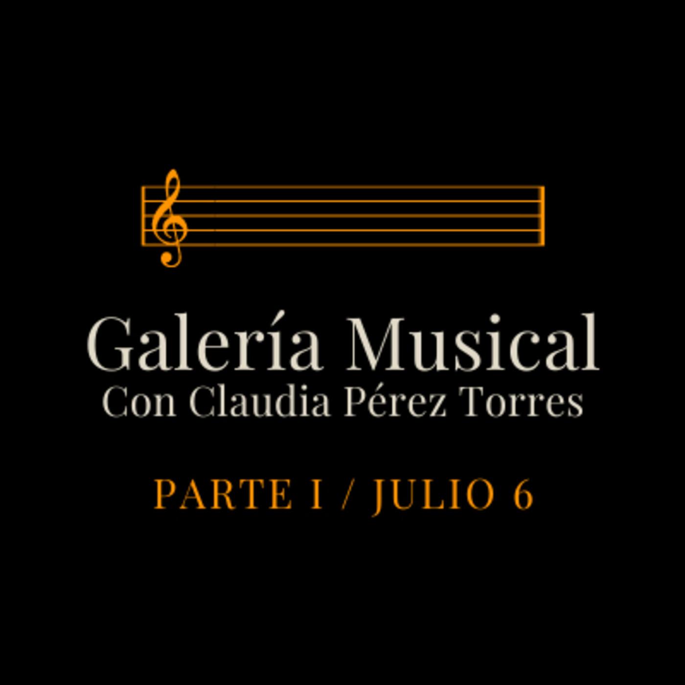 Galería Musical PARTE 1 / JUL 06