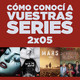Cómo conocí a vuestras series 2x05 - AHS: Roanoke, You're The Worst, MARS, The Affair, Lovesick, Critics' Choice, etc.