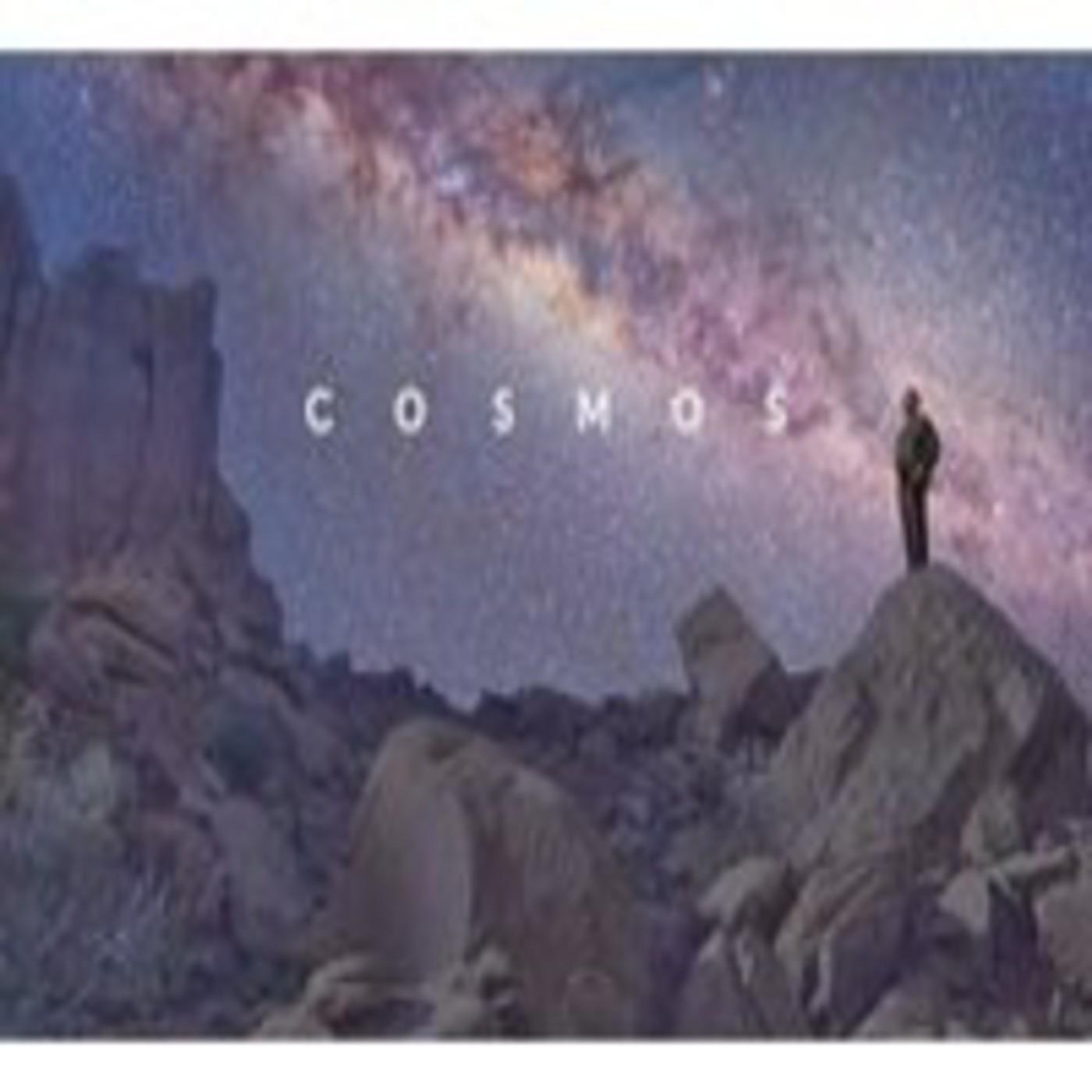 Cosmos, una odisea en el espacio-tiempo (2014) 1.-En medio de la Vía Láctea