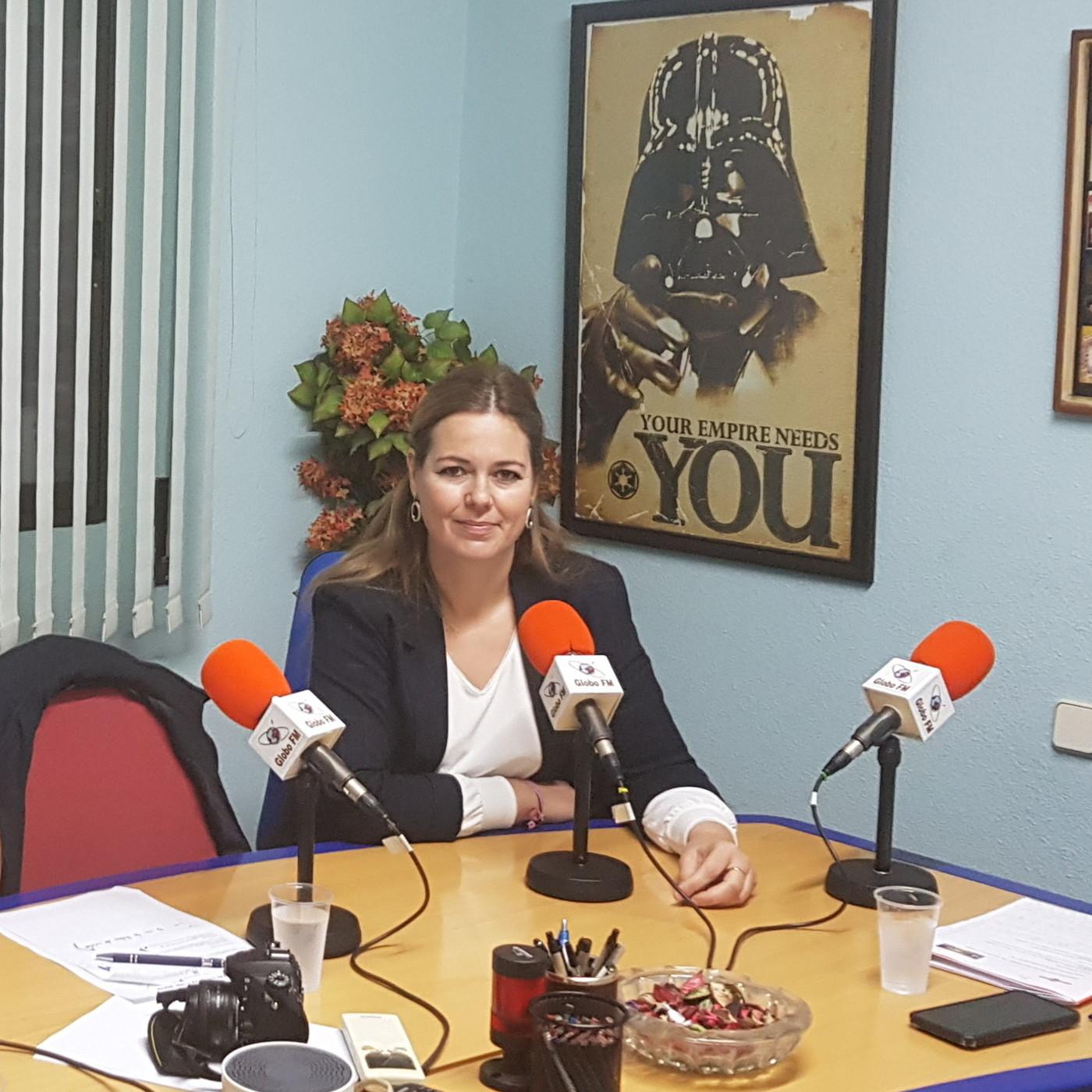 Crónicas. Con Azahara Molina, alcaldesa de Torrejón de la Calzada. Martes 12 mayo.