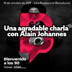 Programa 566: Una agradable charla con Alain Johannes