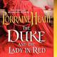 El duque y la dama de rojo