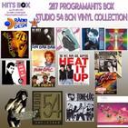 287 Programa Hits Box Studio 54 Barcelona Vinyl Collection