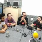 The Inductions (Entrevista 20/5/17 Santurtzi Irratia)