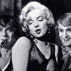 """""""Con faldas y a lo loco"""": nadie es perfecto... excepto Billy Wilder"""