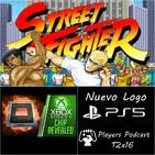 "Players Podcast 2x16. Sony hace oficial PS5. Phil Spencer muestra ""El Cerebro de la Bestia"". Repasamos Street Fighter SG"