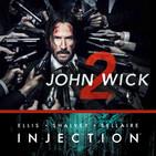LODE 7x30 JOHN WICK 2: Pacto de Sangre, INJECTION de Warren Ellis