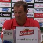 Racing 1-0 Palencia | Rueda de prensa de Angel Viadero 21/08/2016