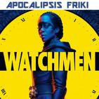 AF 289 - ¿Cómo que no has leído Watchmen?