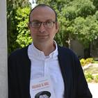 Entrevista a Javier Martín Ríos, autor de 'Náufragos de papel. En torno a la literatura, los libros y la memoria'