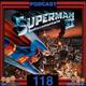 Programa 118 - El Sótano del Planet - Superman 2: El Audiocomentario
