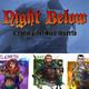 Night Below: Crónica del dios muerto (9 de ?)