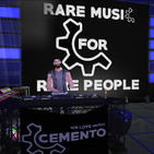 Sesion techno y house en CEMENTO Dark Club 03-06-20