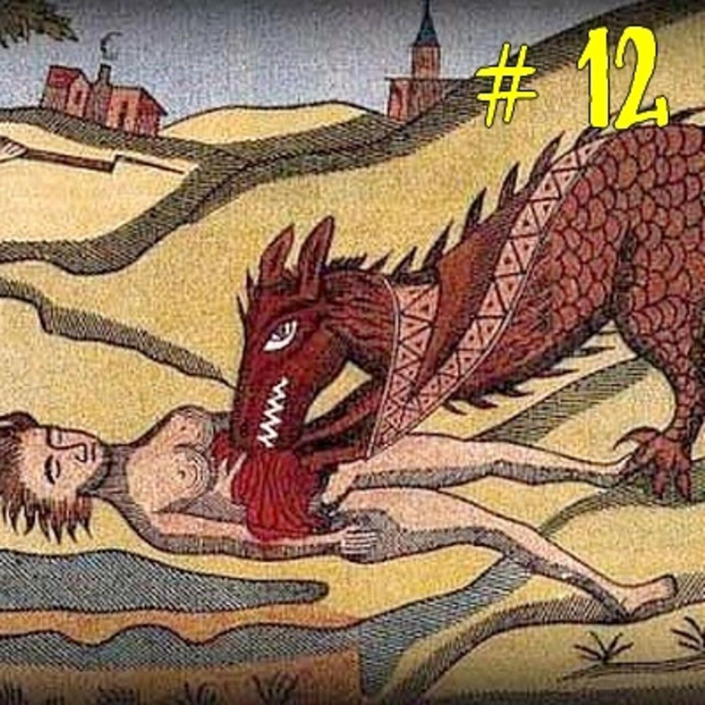 12- A Besta de Cinglais. Terror Francês