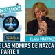 EL MISTERIO DE LAS MOMIAS DE NAZCA ( Parte 1 ) - Clara Martínez ( 4tas Jornadas Contrainformación )