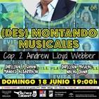 """Entrevista """"Desmontando musicales 2"""" - La Cochera Cabaret"""