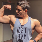 HIPERTROFIA: ejercicios obligatorios, intensidad y volumen de entrenamiento. CON SERGIO MARTINEZ