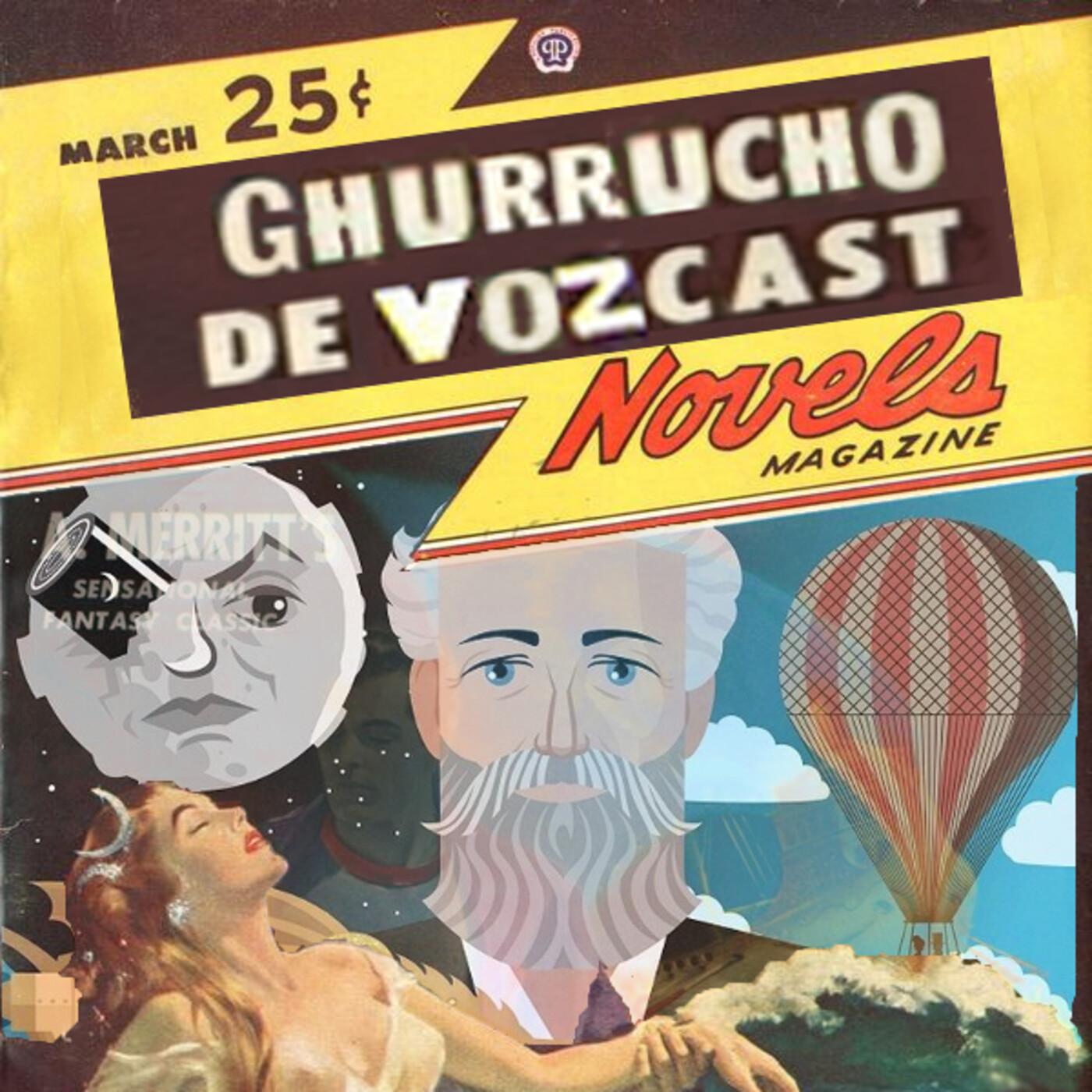 Gurrucho Verne e Steampunk. Podcast en galego