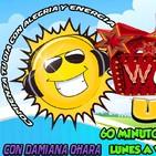 Wake Up Con Damiana( Marzo 5 2019) CONSEJOS BUENA MUSICA