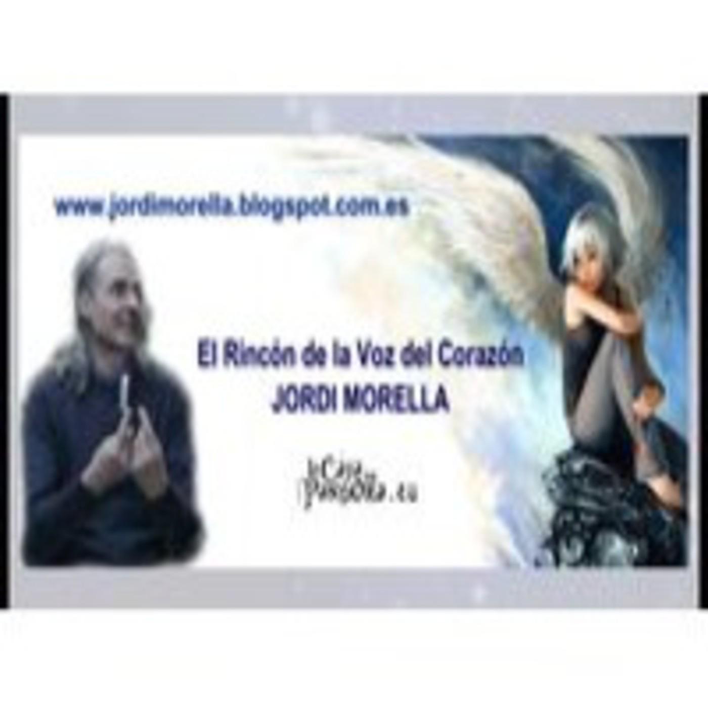 EL RINCÓN DE LA VOZ DEL CORAZÓN - Jordi Morella