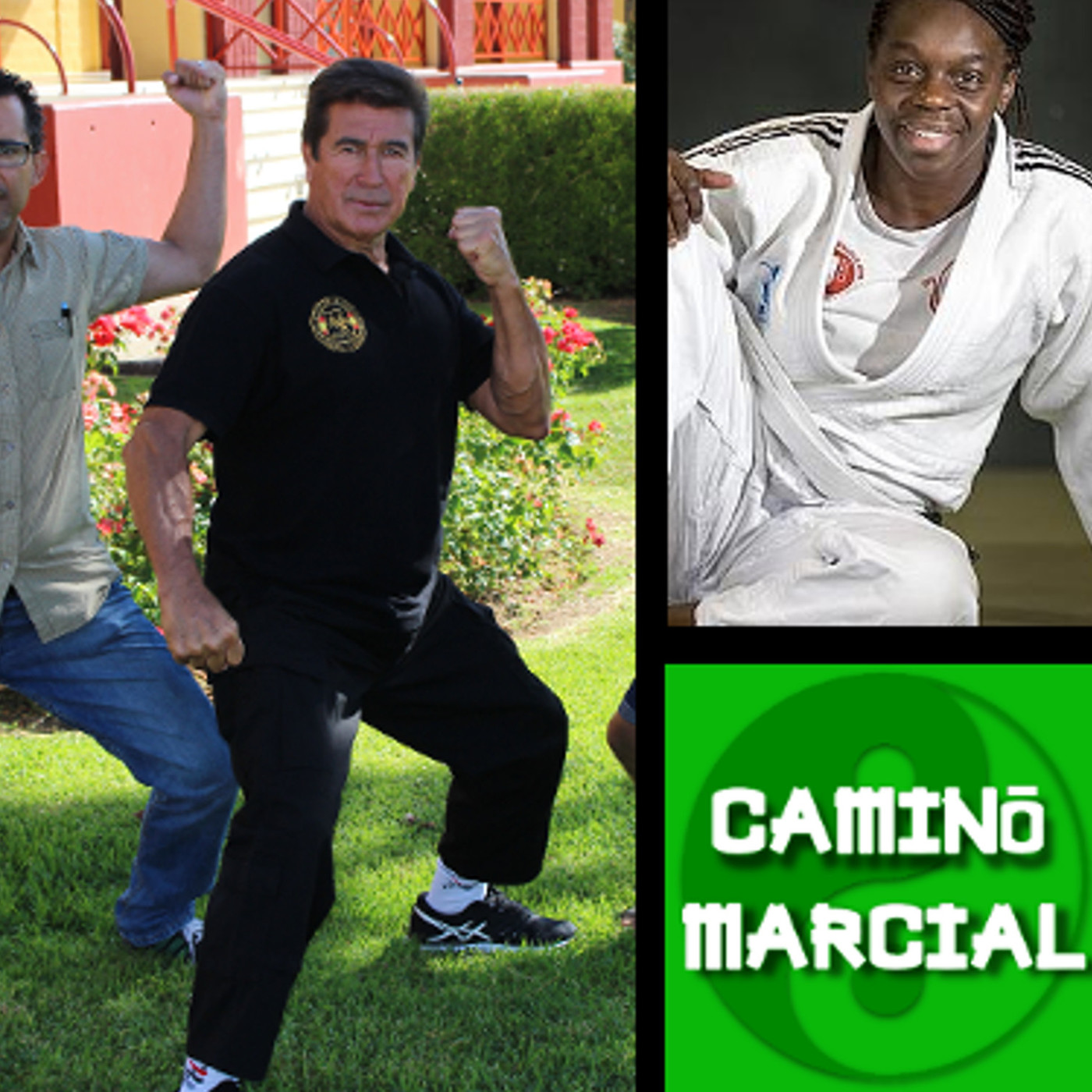CAMINO MARCIAL nº10 - Invitados: Raúl Gutiérrez (Kenpo) y María Bernabéu (Judo)