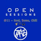 Open Sessions 11 - Intro Mix - Soul, Bossa, Chill / Taab Dj