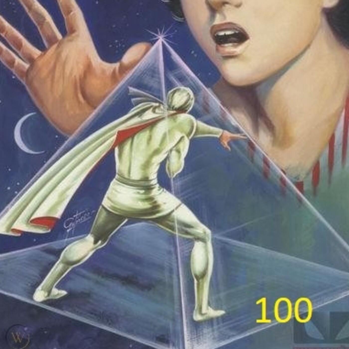 30x100 Muerte en la cuarta dimensión Kaliman