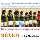 México en los mundiales de futbol.