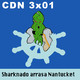 CdN 3x01 - Sharknado arrasa Nantucket