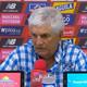 """""""Dimos ventaja saliendo y no logramos controlar al rival"""": Julio Comesaña."""